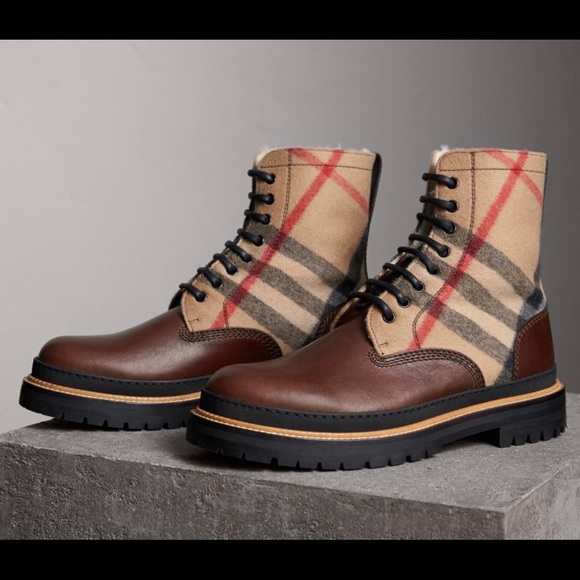 Burberry Shoes   Burberry Mens Boots